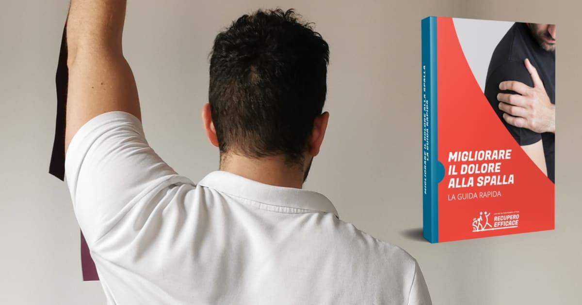 Come migliorare il dolore alla spalla - La guida rapida